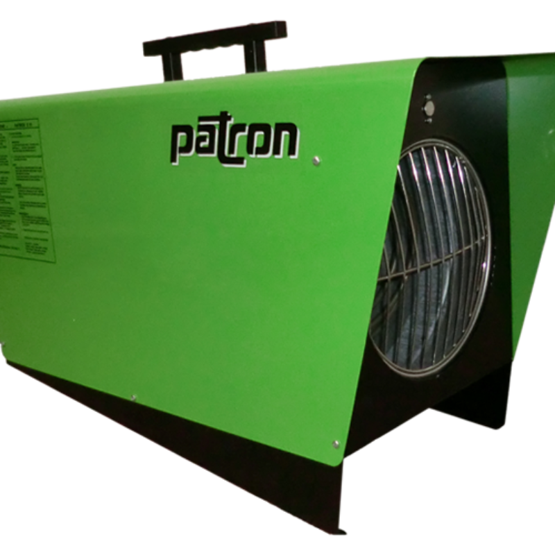 Still Need a little Heat this Winter? Rent the Patron 18E.
