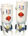 Sandblasters - Schmidt - Axxiom Industries - M Series