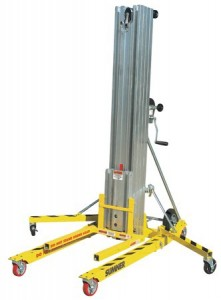 Material Lifts - Sumner - Series 2100 Contractor Lifts