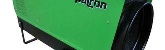 136,500 BTU Portable Electric Heater Rental – Patron – 40ECA