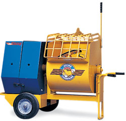 Mortar Mixer Rental - Stone 465PM Mortar Mixer