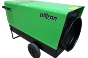 205,000 BTU Portable Electric Heater - Patron - 60E
