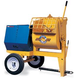 Mortar Mixer Rental - Stone 655PM Mortar Mixer