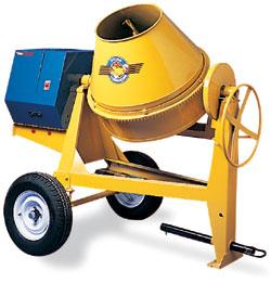 Concrete Mixer Rental - Stone 95CM Concrete Mixer