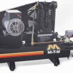 8 Gallon Portable (Electric) Air Compressors - Mi-T-M - AM1-PE02-08M