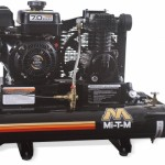 8 Gallon Portable (Gas) Air Compressors - Mi-T-M - AM1-PK07-08M