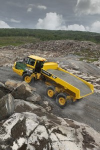 31 Ton Articulated Haulers - Volvo - A30F