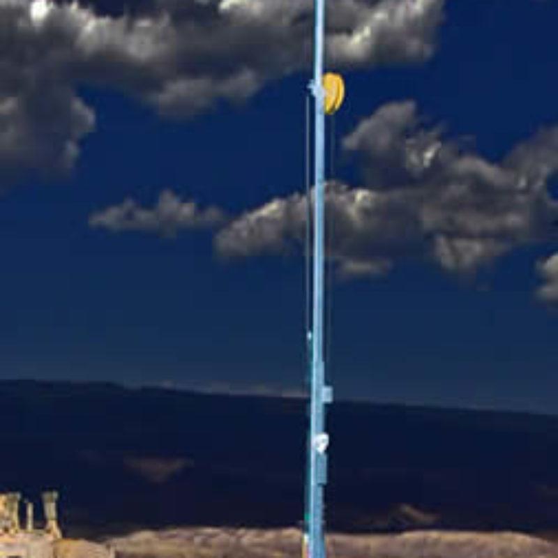 Light Tower Rental - Allmand Maxi-Lite