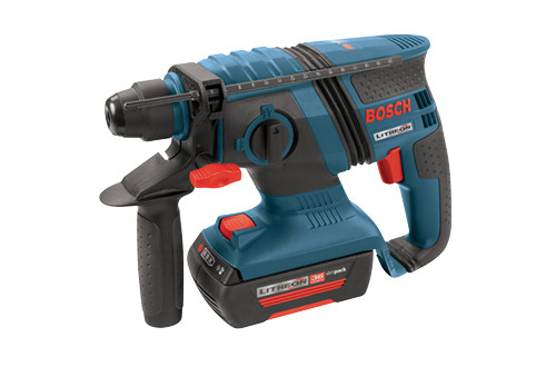 Lithium Ion Compact Rotary Hammer - Bosch 11536C-1