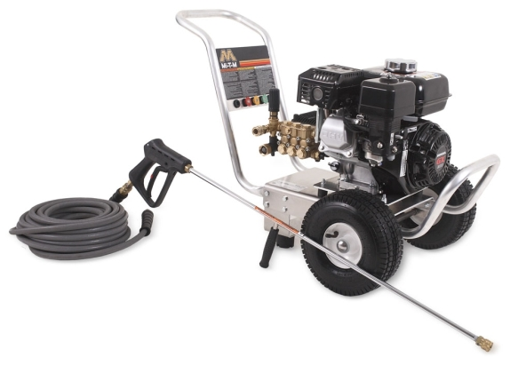 2,400 PSI Cold Water Pressure Washer - Mi-T-M - CA-2403-0MHB