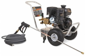 2,700 PSI Cold Water Pressure Washer - Mi-T-M - CA-2703-0MKB