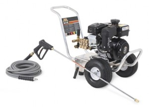 2,700 PSI Cold Water Pressure Washer - CA-2703-0MRB