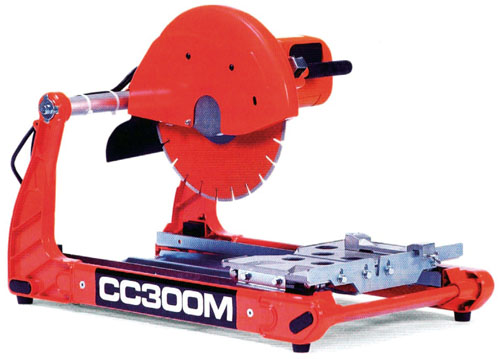 "14"" Masonry Saw - Core Cut - CC300M"