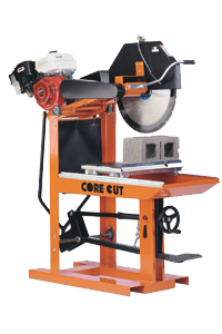 "24"" Masonry Saw - Core Cut - CC800M"