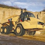 31 Ton Articulated Hauler - Caterpillar - 730
