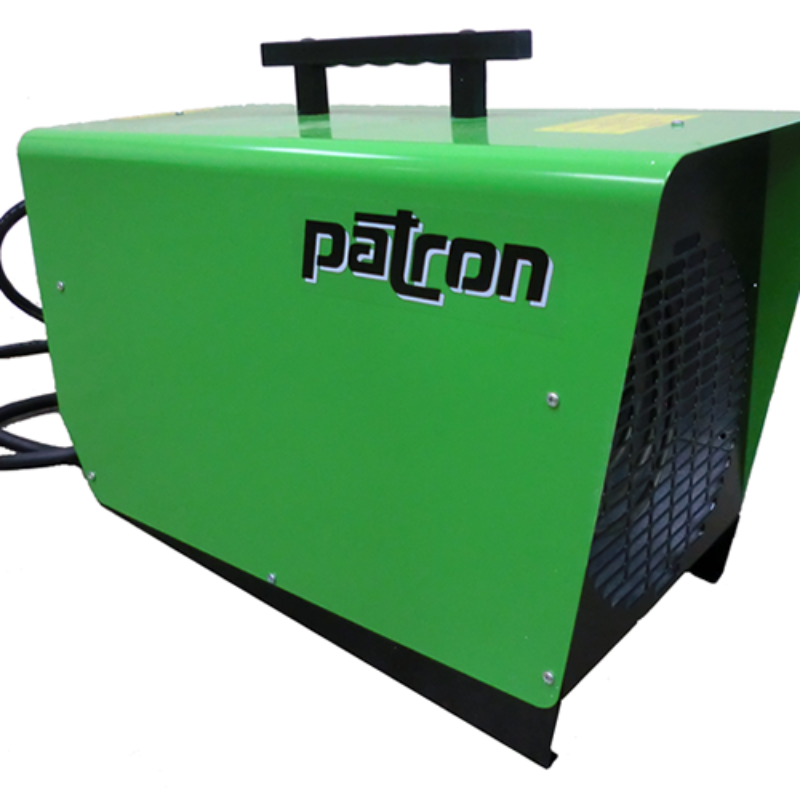 Heating, Drying, Ventilating–Rent the Patron E6 Portable Electric 20,500 BTU/Hr. Heater