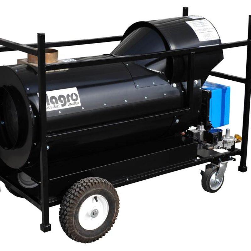 200,000 BTU Indirect Heater Rental - Flagro - FVP-200