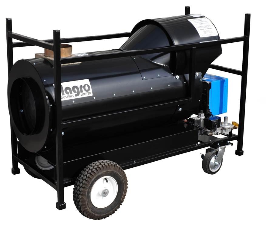 200,000 BTU Indirect Heaters - Flagro - FVN-200