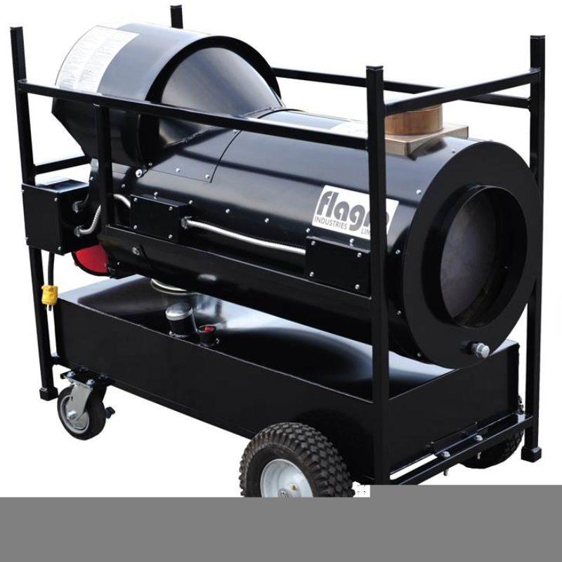 200,000 BTU Indirect Heater Rental - Flagro - FVO-200