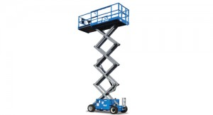 39' Scissor Lifts - Rough-Terrain - Genie GS-3369 RT