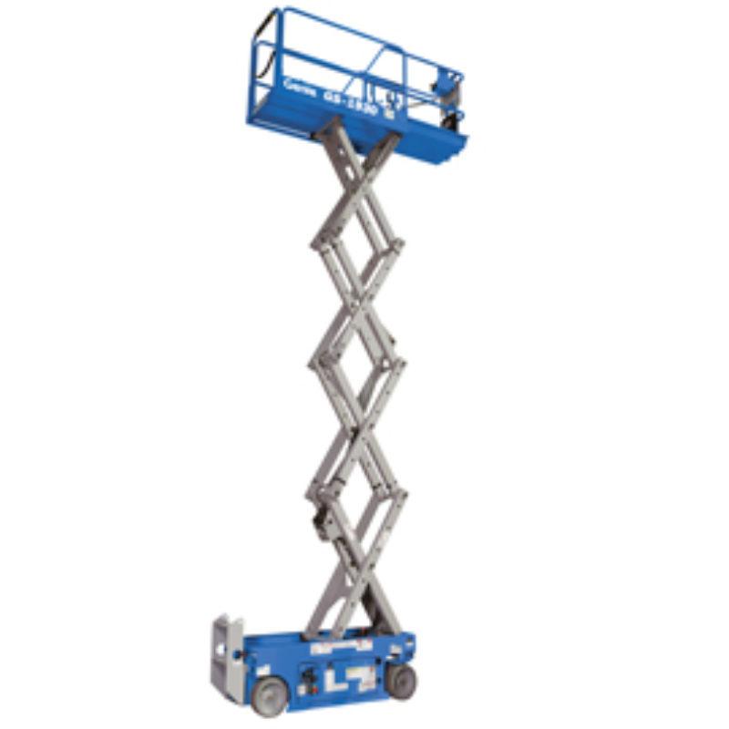 21 Foot Scissor Lift Rental - Electric - Genie GS-1530