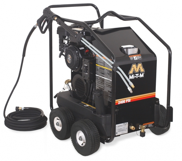 2,400 PSI Hot Water (Gas) Pressure Washer - HSP-2403-3MGR