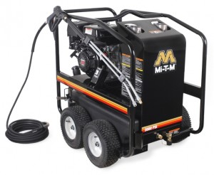 3,000 PSI Hot Water (Gas) Pressure Washer - HSP-3003-3MGH