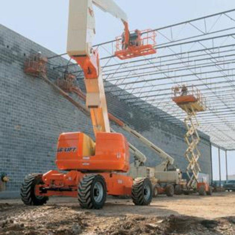 80 Foot Articulating Boom Lift Rental - JLG 800A