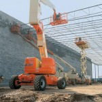 80' Articulating Boom Lifts - JLG 800AJ
