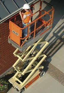 19' Electric Scissor Lifts - JLG 1930ES