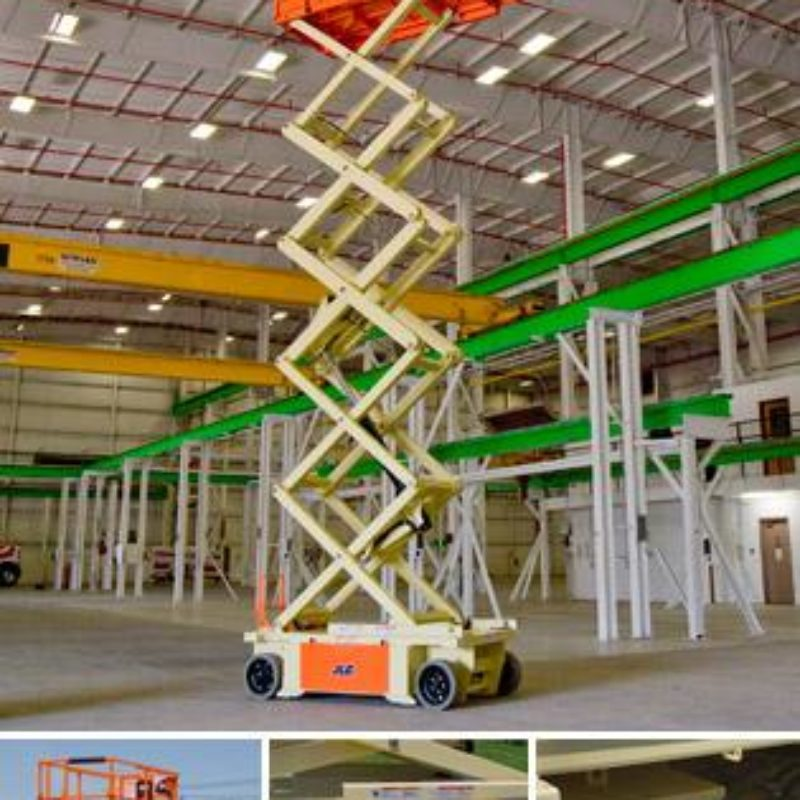 32 Foot Electric Scissor Lift Rental - JLG 3248RS
