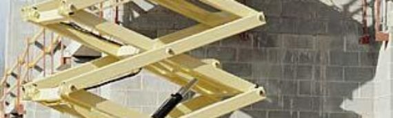 33′ Electric Scissor Lift Rental – JLG 3369LE–Duke Company Rochester NY