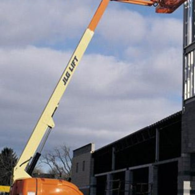 46 Foot Straight Mast Boom Lift Rental - JLG 460SJ