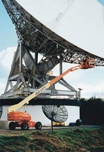 60' Straight Mast Boom Lifts - JLG 660SJ