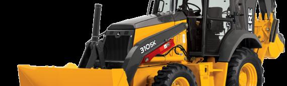 The Duke Company – Backhoe Rental – John Deere 310SK