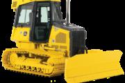 Bulldozer Rental - John Deere 450J
