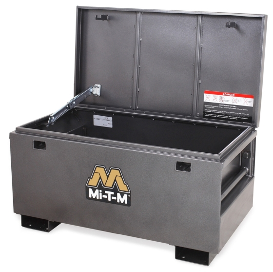6 CF Job Site Boxes - Mi-T-M - MB-3619
