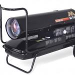 215,000 BTU Forced Air (Kerosene) Heater - Mi-T-M - MH-0215-0M10