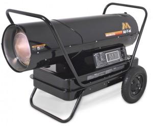 400,000 BTU Forced Air (Kerosene) Heater - Mi-T-M - MH-0400-0M10