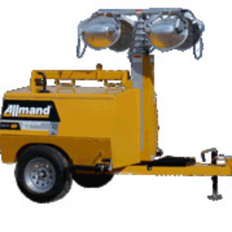 Light Tower Rental - Allmand ML EX V-Series