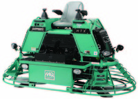 Ride On Trowel Rental - Multiquip HTXD5i Rent Trowel