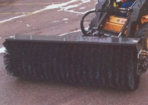 """72"""" Roadbroom Attachments - Sweepster"""