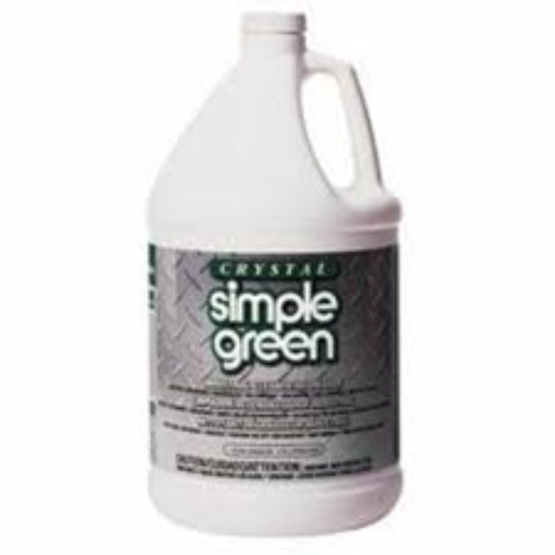 Chemical Cleaners - Mechanix and Simple Green