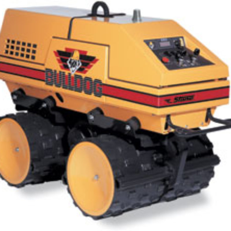 Trench Roller Rental - Stone TR 24 / TR 34