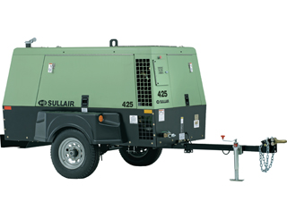 425 CFM Air Compressor - Sullair 425 CFM