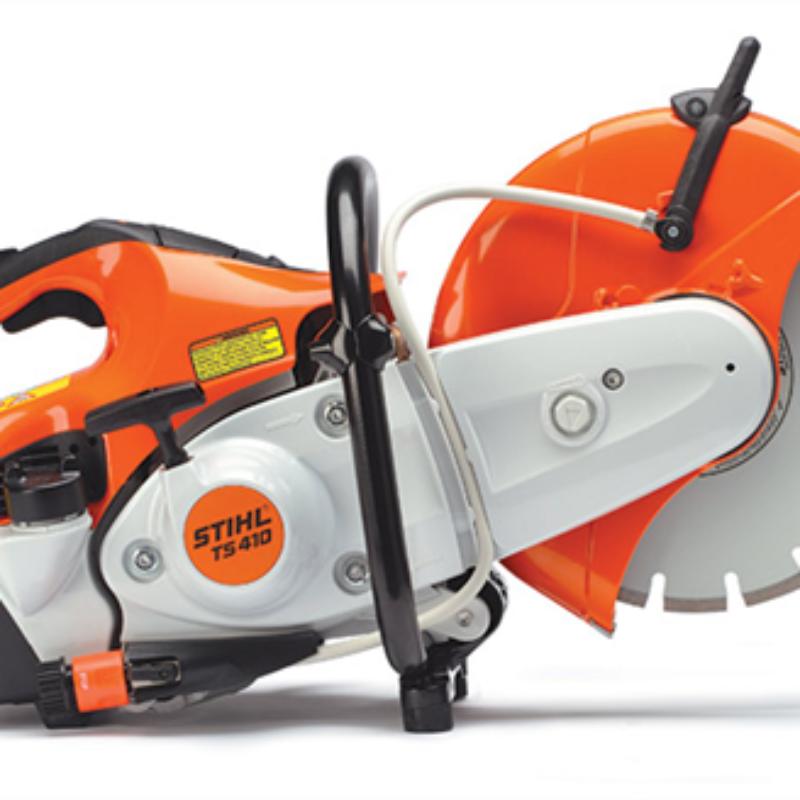 12 Inch Cut Off Saw Rental- Stihl - TS 410 A