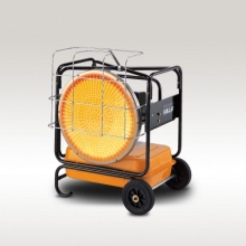 111,000 BTU Infrared Heater Rental - Val6 KBE5S