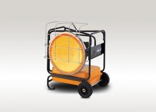 111,000 BTU Infrared Heater - Val6 KBE5S