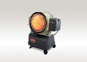 58,000 BTU Infrared Heater - VAL6 PK