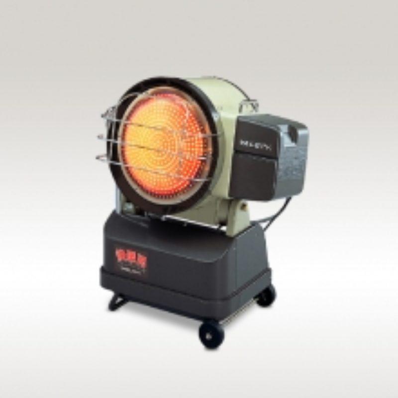 58,000 BTU Infrared Heater Rental - VAL6 PK